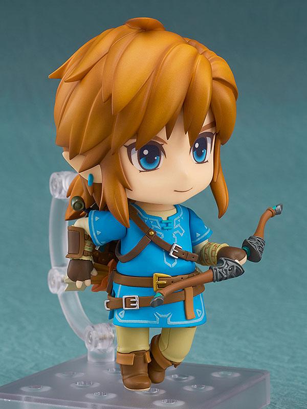 Figurine Nendoroid Link – Zelda no Densetsu: Breath of the Wild