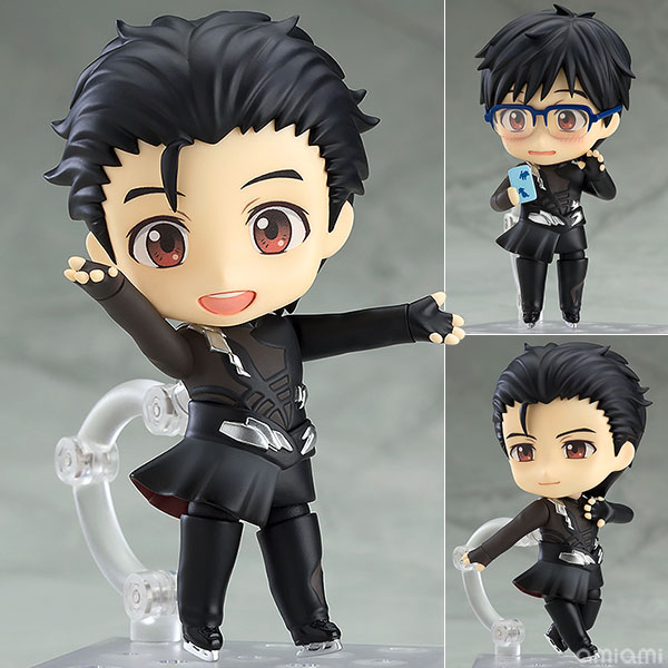 Fugurine Nendoroid Yuri Katsuki – Yuri!!! on Ice
