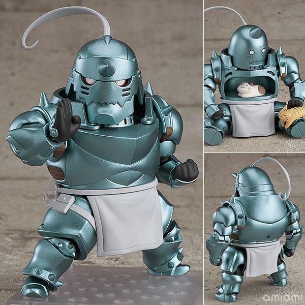 Figurine Alphonse Elric – Fullmetal Alchemist