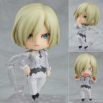 Figurine Nendoroid Yuri Plisetsky – Yuri!!! on Ice