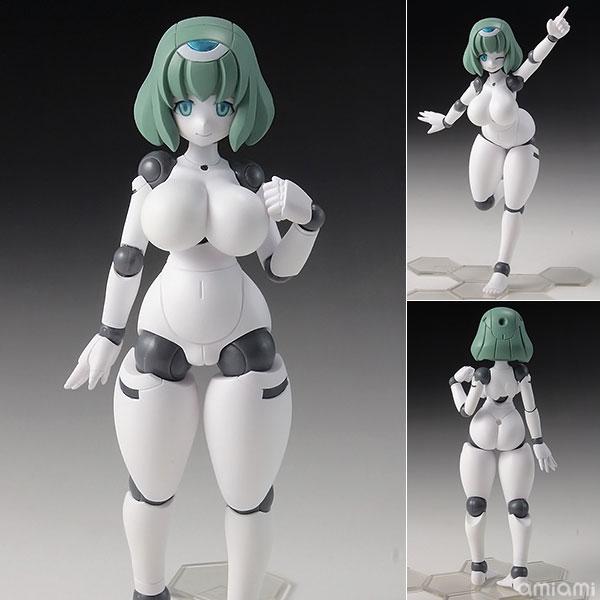 Figurine Janna – Robot Neoanthropinae Polynian