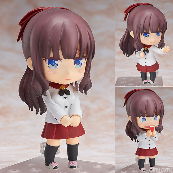 Figurine Nendoroid Hifumi Takimoto – New Game!!
