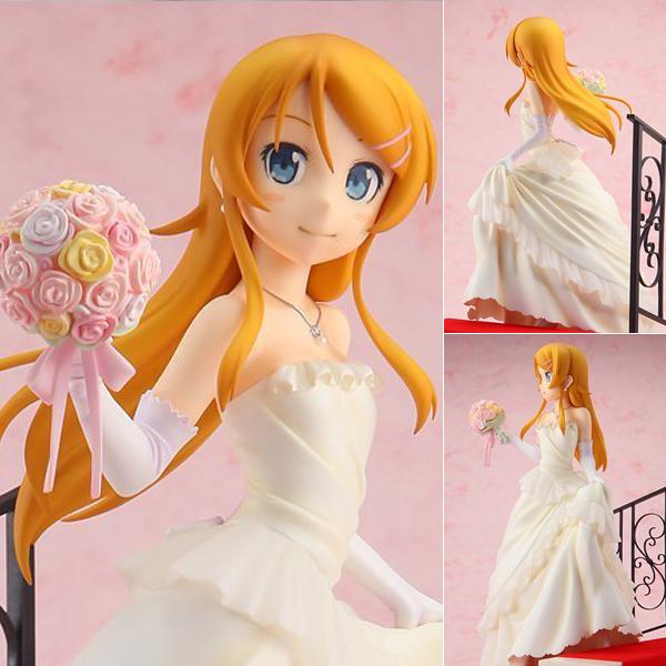 Figurine Kousaka Kirino Wedding Version – Ore no Imouto ga Konna ni Kawaii Wake ga Nai