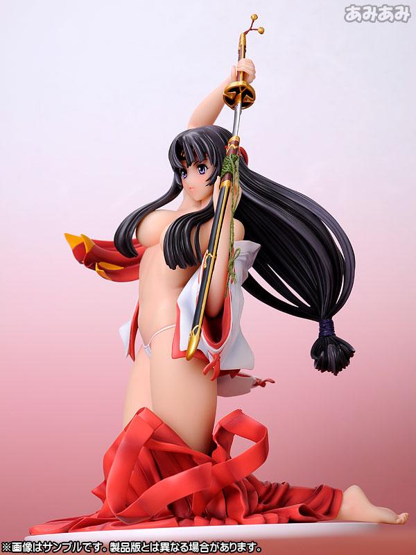 Figurine Tomoe – Queen's Blade