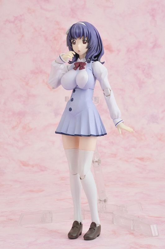 Figurine Yamanobe Tomo – Seikon no Qwaser