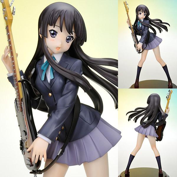 Figurine Akiyama Mio – K-ON!