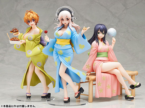 Figurine Sonico – Axanael, SoniAni: Super Sonico The AnimationSoniAni: Super Sonico The Animation
