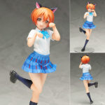 Figurine Hoshizora Rin – Love Live! School Idol Project