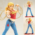Figurine Wonder Girl – The New Teen Titans, DC Comics Bishoujo