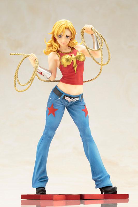 Figurine Wonder Girl – The New Teen Titans, DC Comics Bishoujo