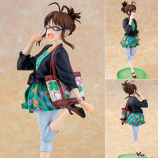 Figurine Akizuki Ritsuko – The Idolmaster (TV Animation)