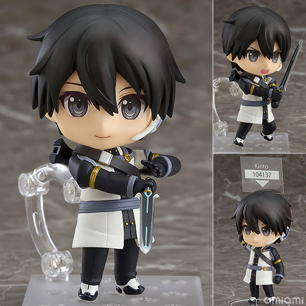 Figurine Nendoroid Kirito – Gekijouban Sword Art Online