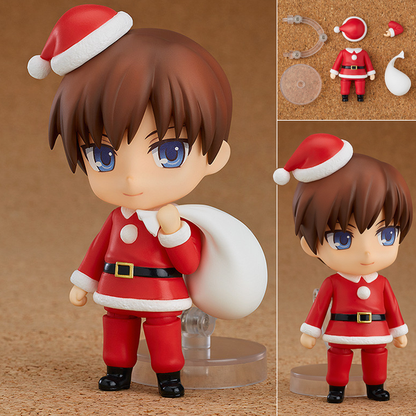 Nendoroid More: Christmas Set Male
