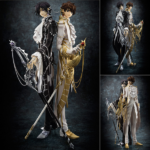 Doubles Figurines Kururugi Suzaku et Lelouch Lamperouge (Edition Limited + Exclusive) – Code Geass – Hangyaku no Lelouch R2