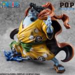 Figurine Jinbei (Limited Edition + Exclusive) – One Piece