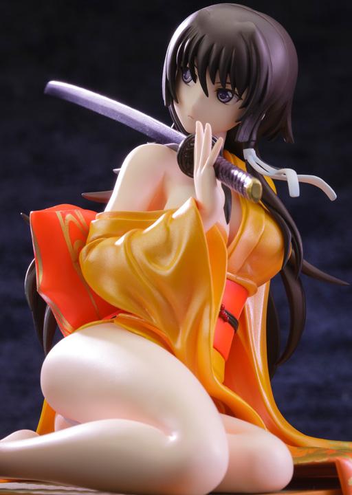 Figurine Takamura Yui – Muv-Luv Alternative Total Eclipse