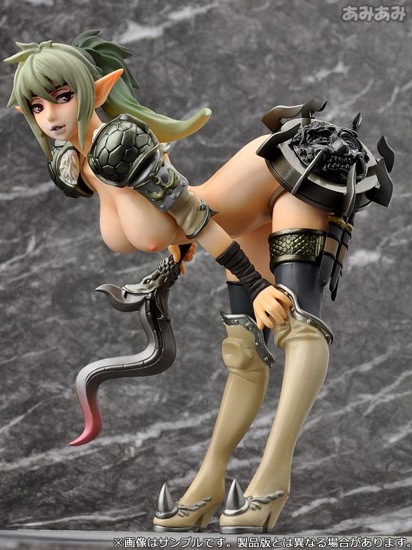 Figurine Echidna – Queen's Blade