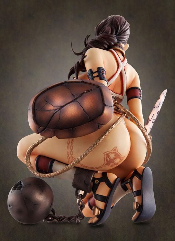 Figurine Branwen – Queen's Blade Rebellion