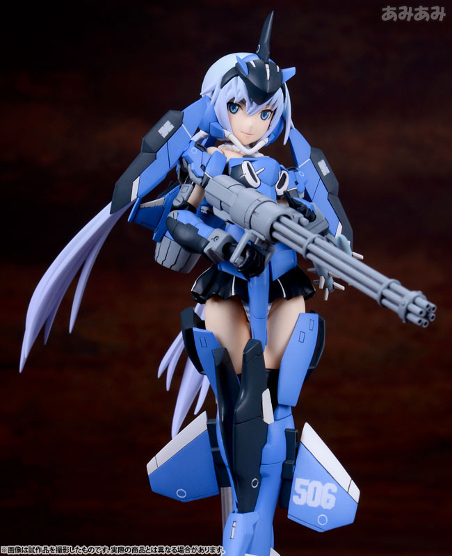 Figurine Stylet – Frame Arms Girl