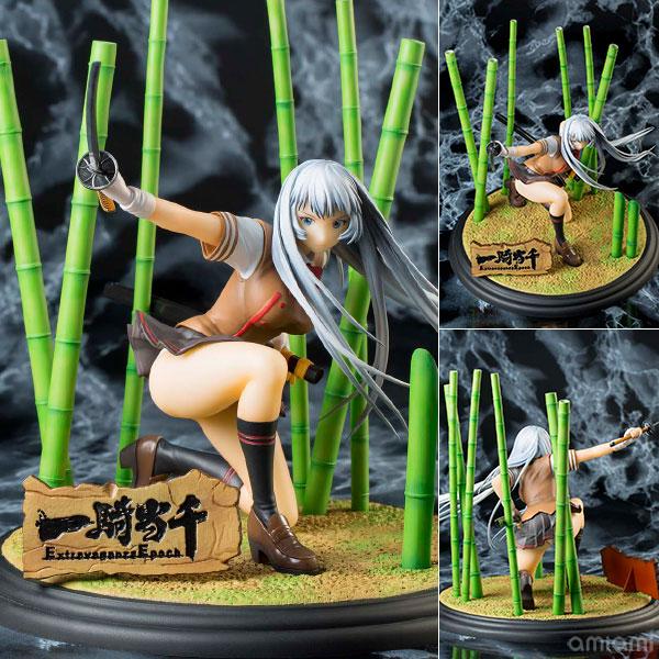 Figurine Chouun Shiryuu – Ikki Tousen: Extravaganza Epoch