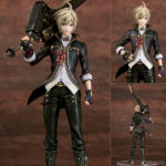 Figurine Julius Visconti – God Eater 2: Rage Burst