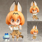 Figurine Nendoroid Serval – Kemono Friends