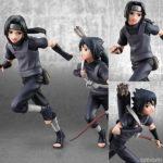 Figurines Uchiha Itachi et Uchiha Sasuke – Naruto Shippuuden