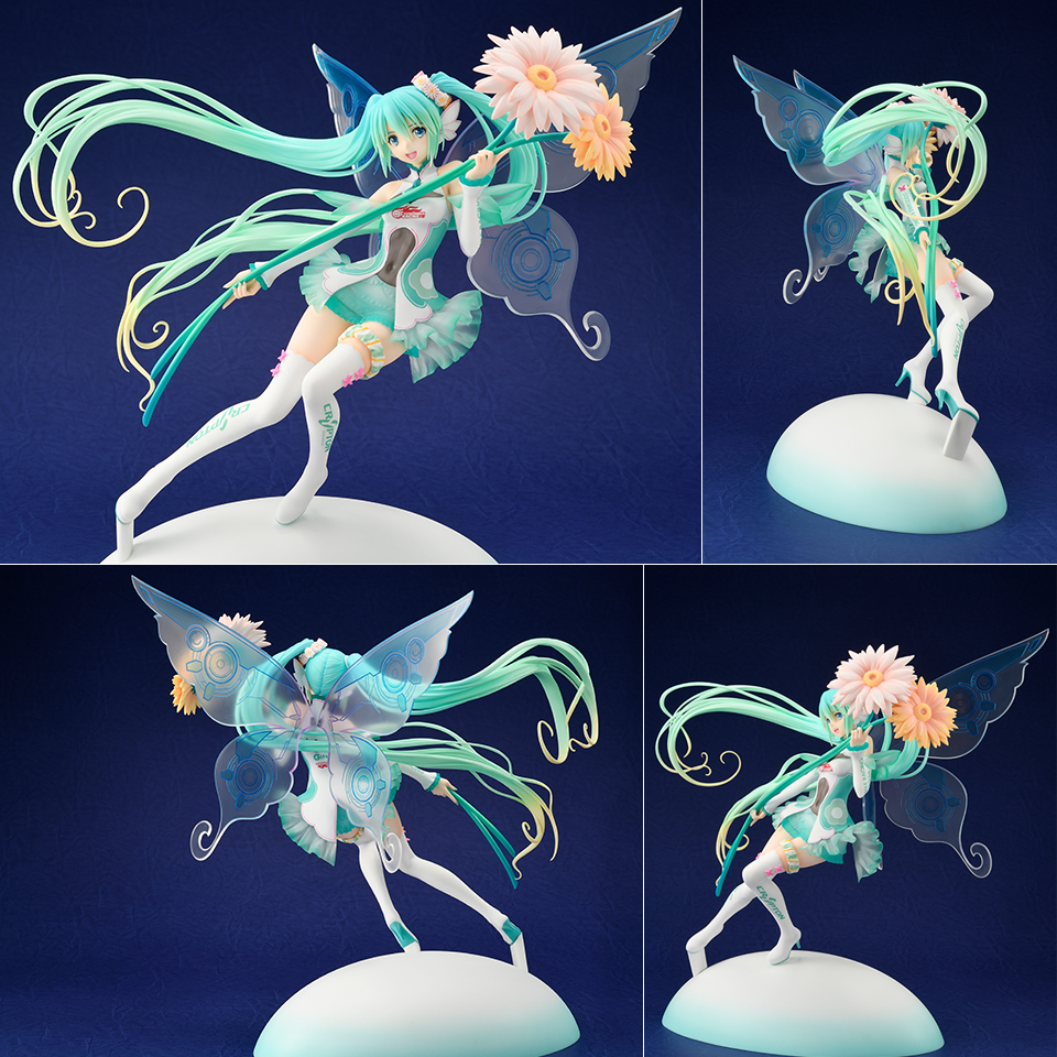 Figurine Hatsune Miku – GOOD SMILE Racing – Vocaloid