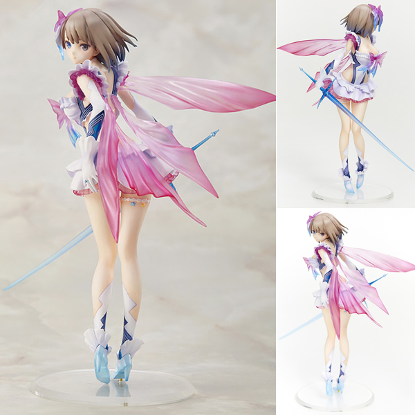 Figurine Shirai Hinako (Limited + Exclusive Version) – Blue Reflection: Maboroshi ni Mau Shoujo no Ken