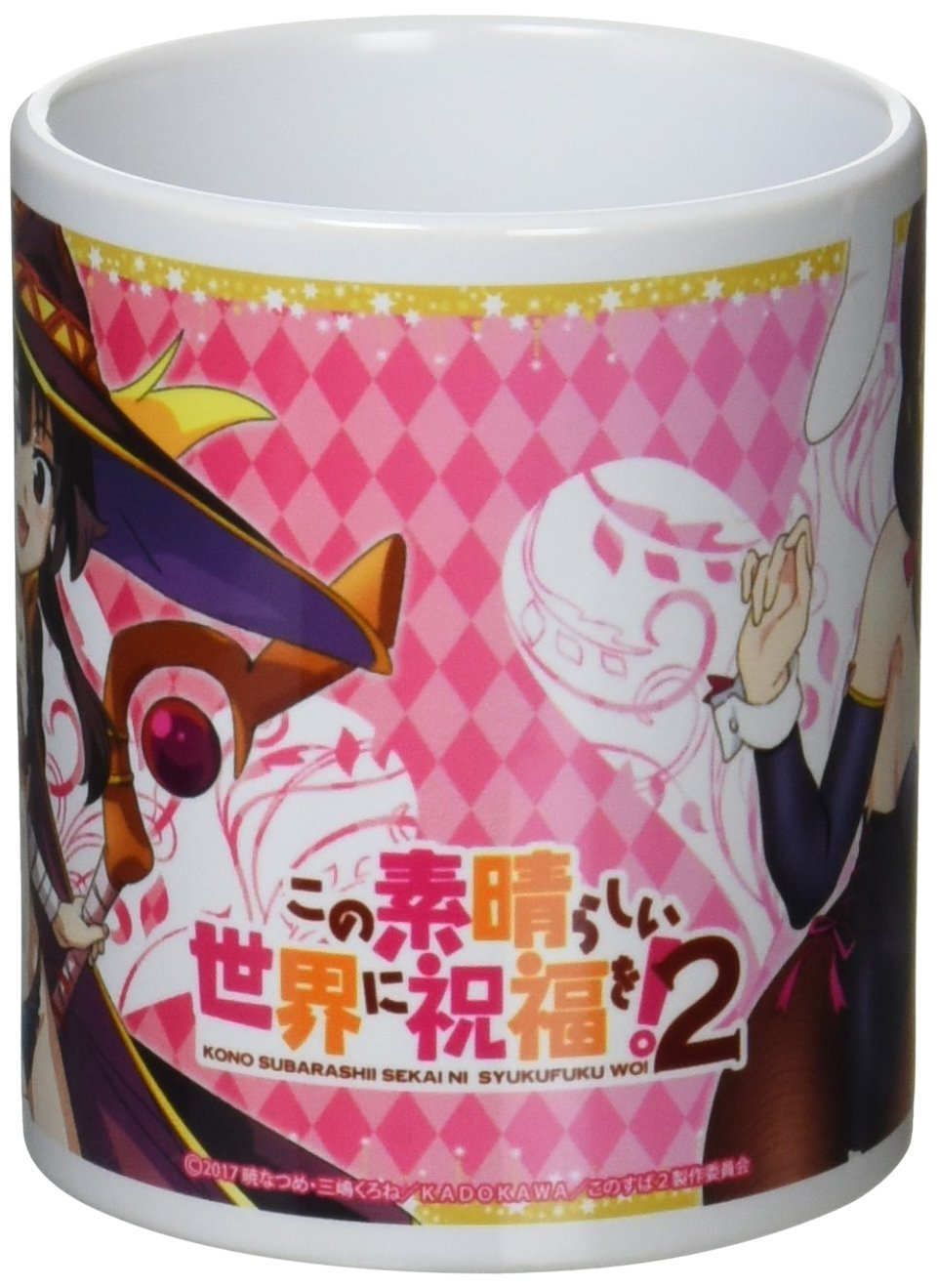 Mug cup de Kono Subarashii Sekai ni Shukufuku o!