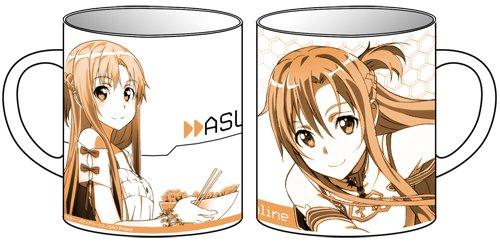 Mug Cup de Asuna – Sword Art Online