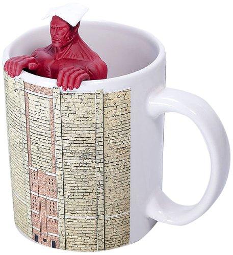 Mug cup du Titan colossal – Shingeki no Kyojin