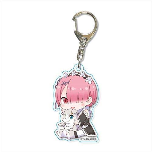 Porte-clés de Ram – Re:Zero kara Hajimeru Isekai Seikatsu