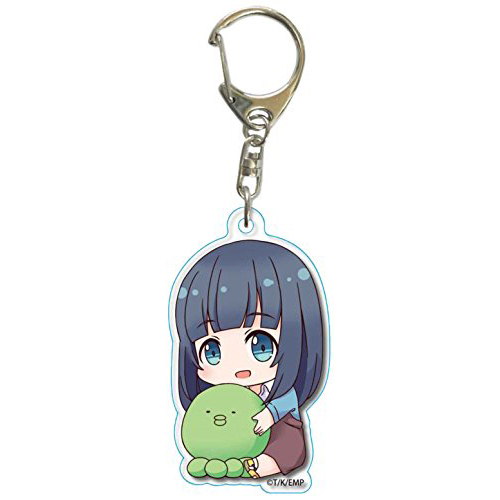 Porte-clés de Takasago Tomoe – Eromanga Sensei