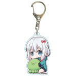 Porte-clés de Izumi Sagiri – Eromanga Sensei