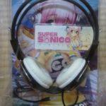 Ecouteur de Super Sonico – SoniComi (Super Sonico)