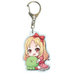 Porte-clés de Yamada Elf – Eromanga Sensei