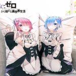 Oreiller de Rem & Ram – Re:Zero kara Hajimeru Isekai Seikatsu