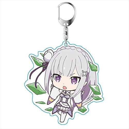 Porte-clés de Emilia – Re:Zero kara Hajimeru Isekai Seikatsu