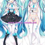 Taie d'oreiller de Hatsune Miku (160cm×50cm) – Vocaloid