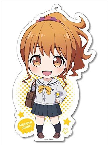 Porte-clés de Jinno Megumi – Eromanga Sensei