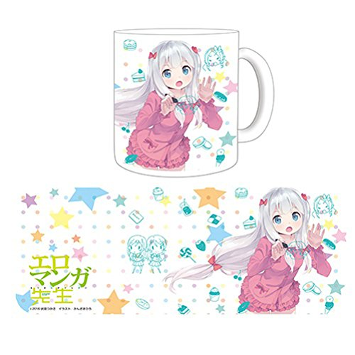 Mug Cup de Izumi Sagiri – Eromanga Sensei