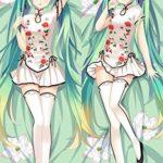 Taie d'oreiller de Hatsune Miku (150cm×50cm) – Vocaloid