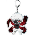 Porte-clés de Kaneki Ken – Tokyo Ghoul
