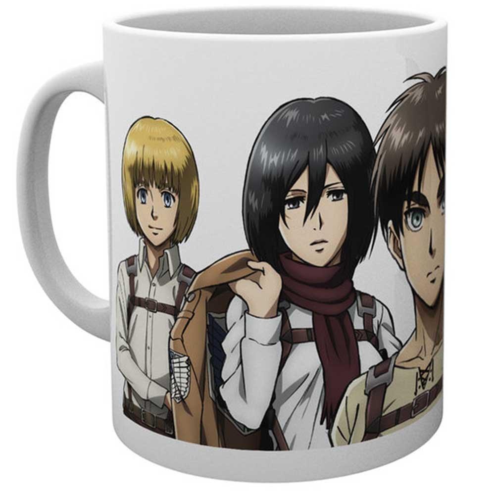 Mug cup de Shingeki no Kyojin