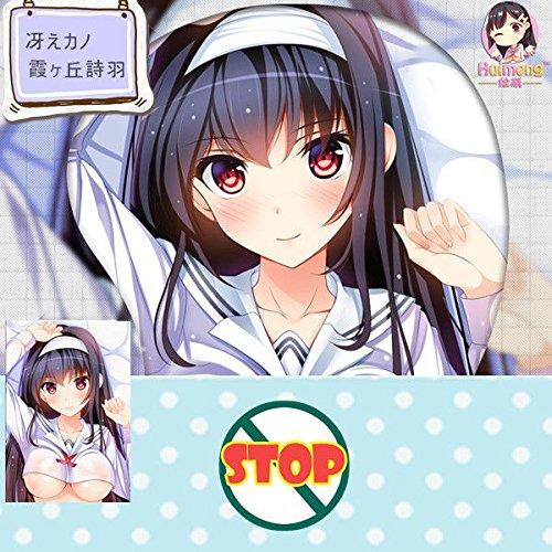 Tapis de souris de Kasumigaoka Utaha – Saenai Heroine no Sodatekata