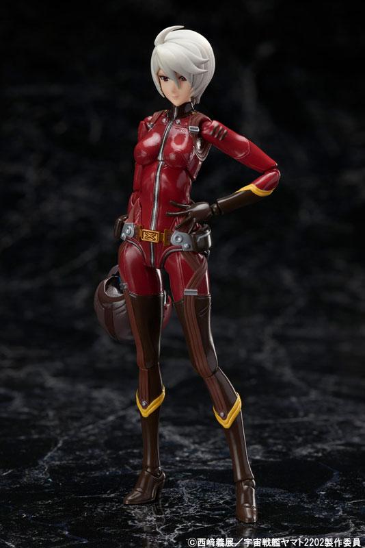 Figurine Yamamoto Akira – Uchuu Senkan Yamato 2202: Ai no Senshi-tachi