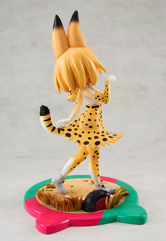 Figurine Serval – Kemono Friends