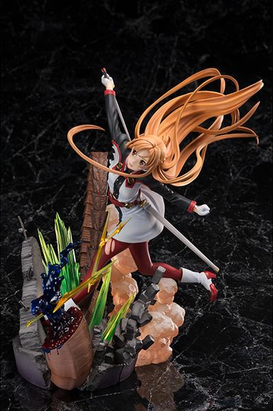 Figurine Asuna (Limited + Exclusive) – Gekijouban Sword Art Online : -Ordinal Scale-