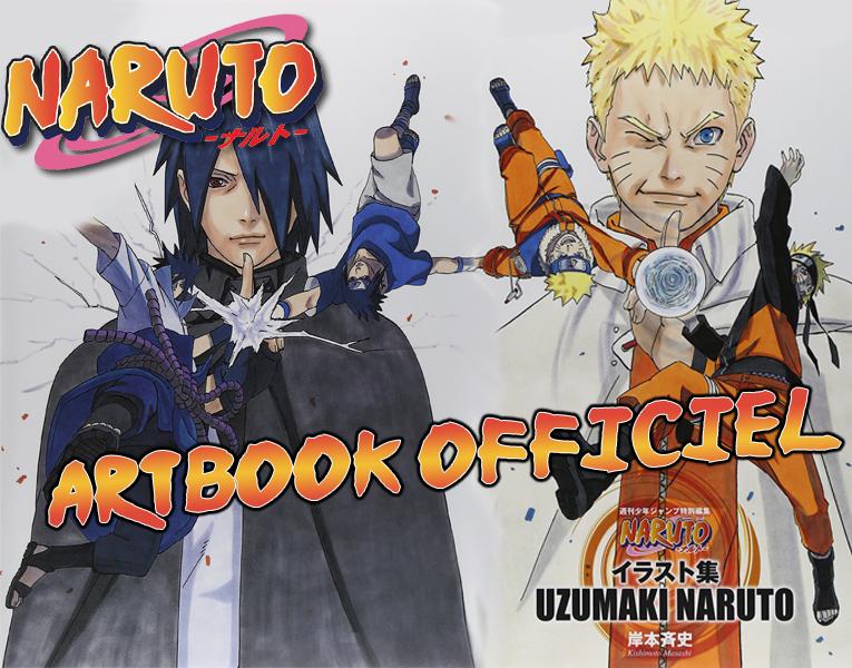 Artbook Uzumaki Naruto – Naruto